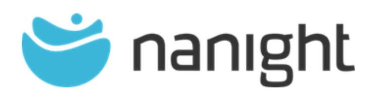 Nanight logo